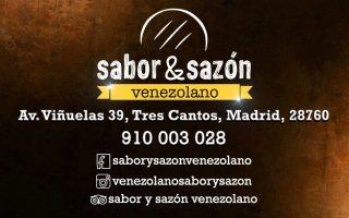 Sabor y sazón venezolano