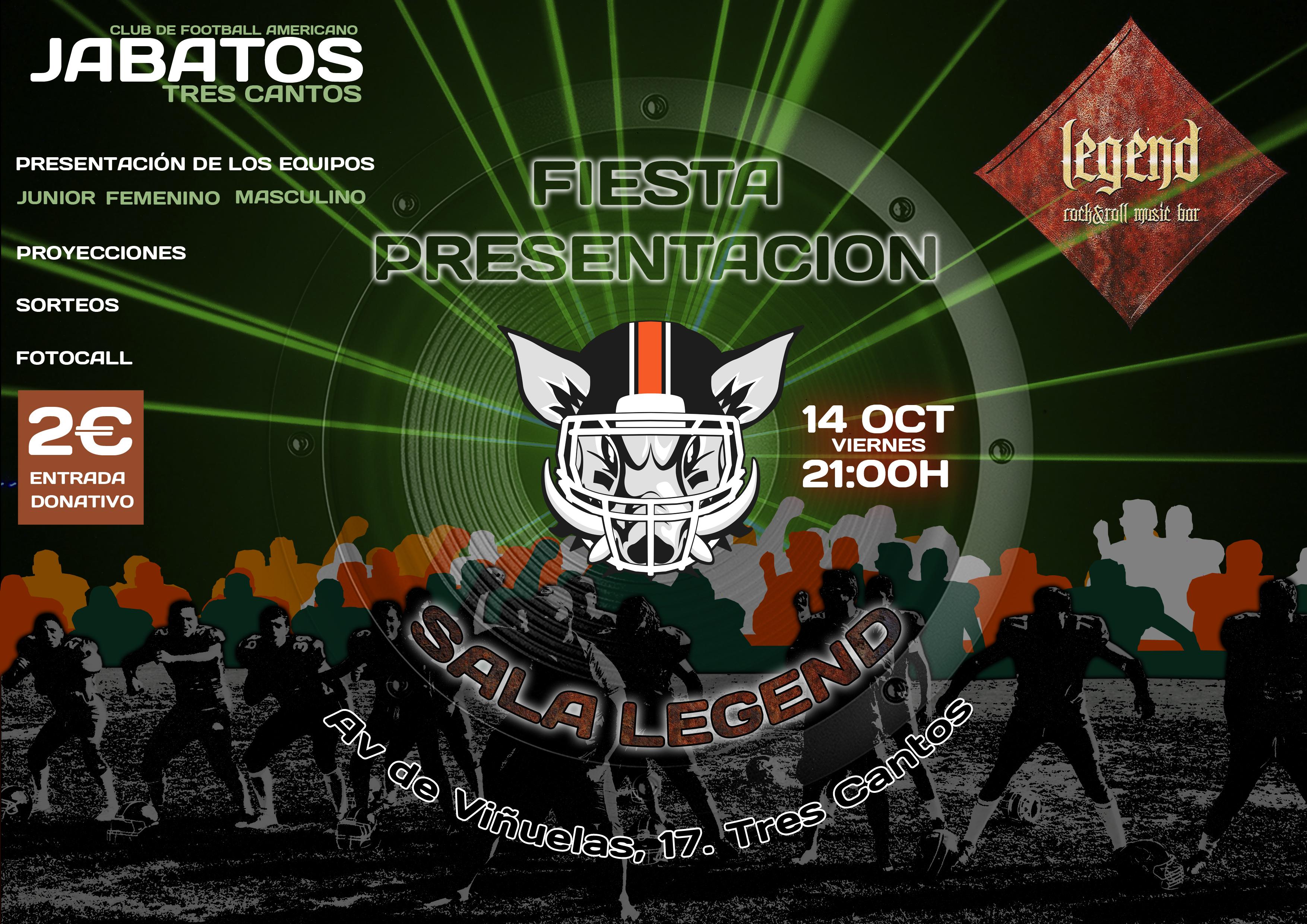 ¡Ven a la Fiesta Jabata 2016!