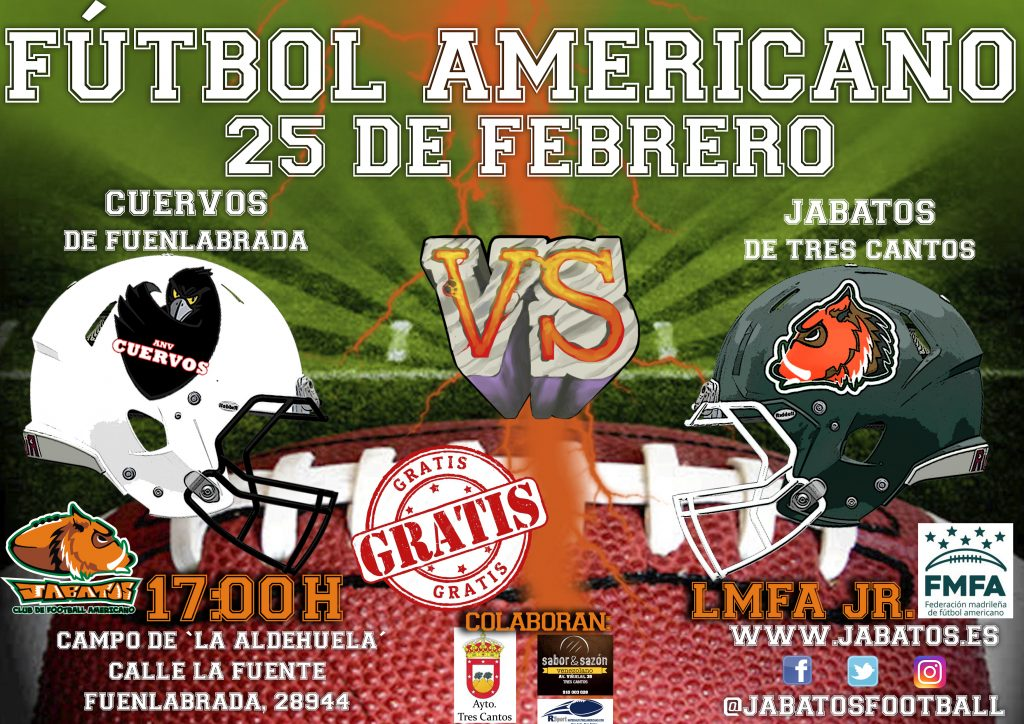 CARTEL JABATOS VS CUERVOS