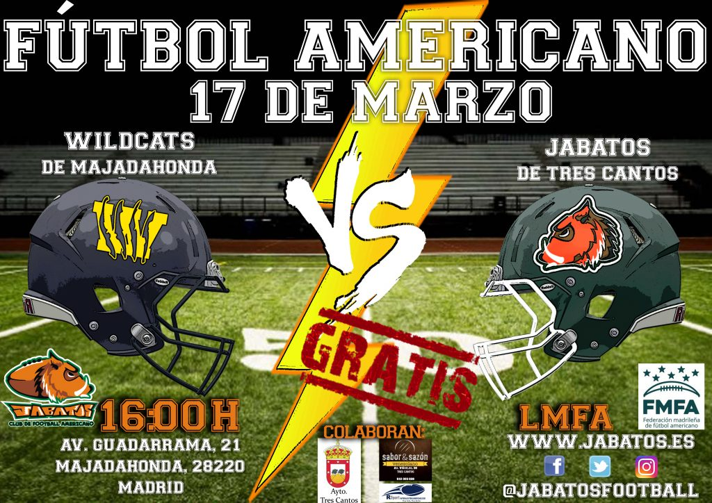 CARTEL JABATOS VS WILDCATS