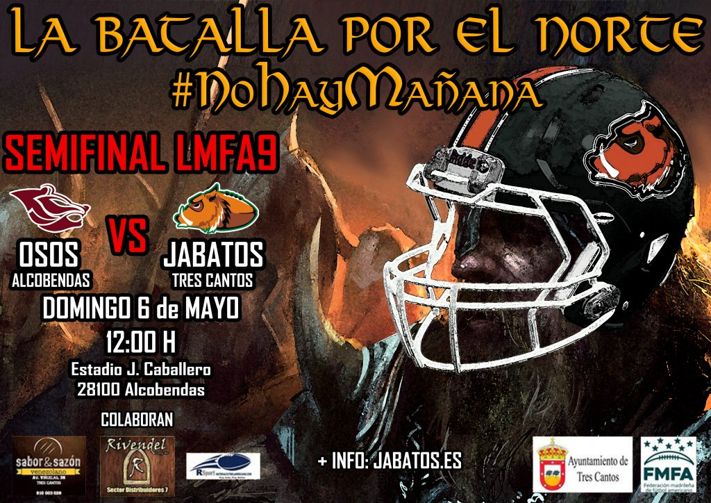 playoffs jabatos2 6 DE MAYO
