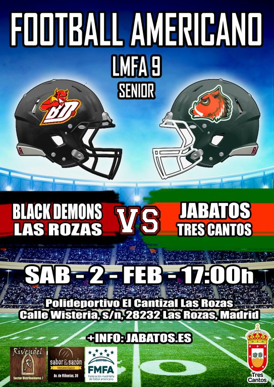 JABATOS DEMONS SENIOR