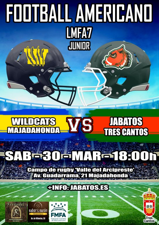 Junior - Wildcats vs Jabatos