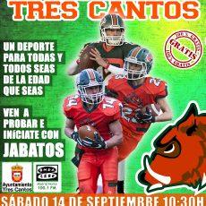 El 14 de septiembre #pruebaJabatos