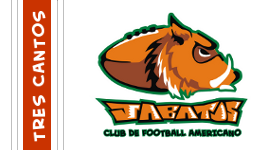 JABATOS CLUB DE FOOTBALL AMERICANO